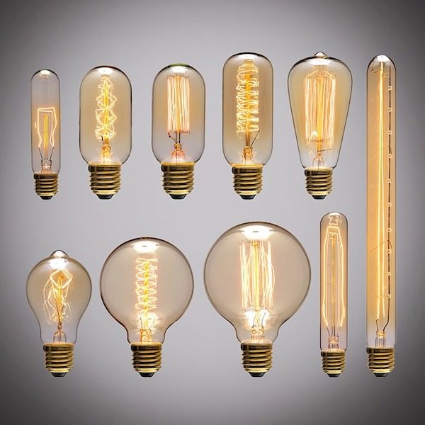 Ampoule LED vintage Aliexpress