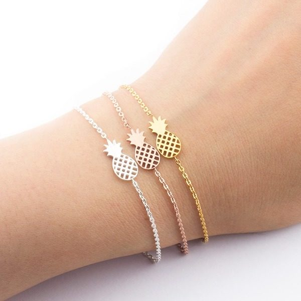 Bracelet Ananas Pineapple Aliexpress