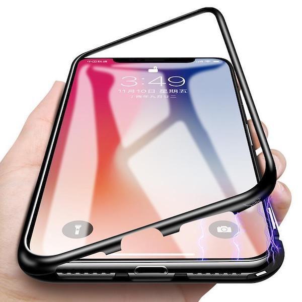Coque magnetique iPhone X