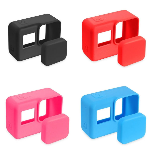 Housse silicone GoPro Hero 5 et Hero 6 7