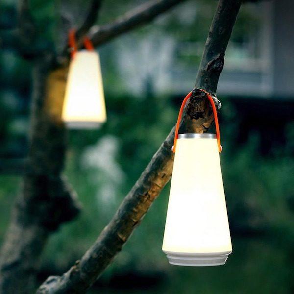 Lampe lanterne LED sans fil