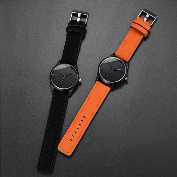 Montre design minimaliste Aliexpress