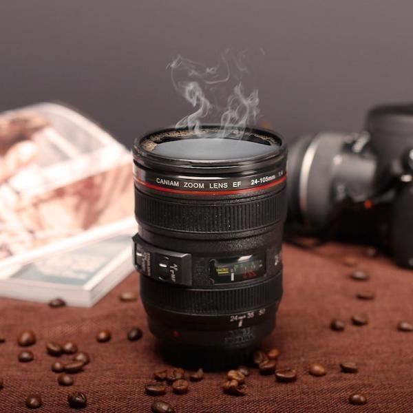 Mug Objectif de Camera