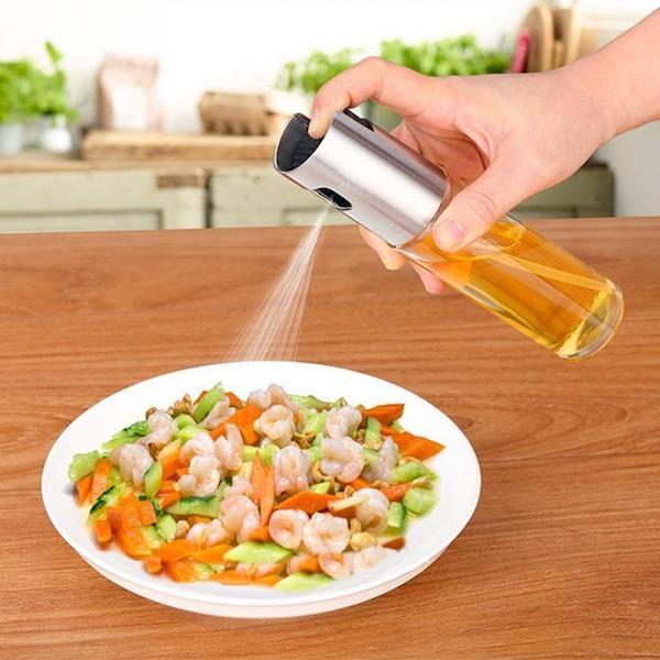 Spray vaporisateur huile olive