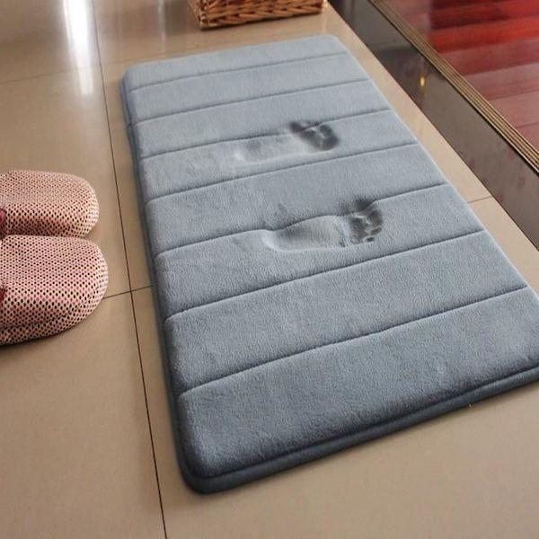 Tapis de bain absorbant sur Aliexpress