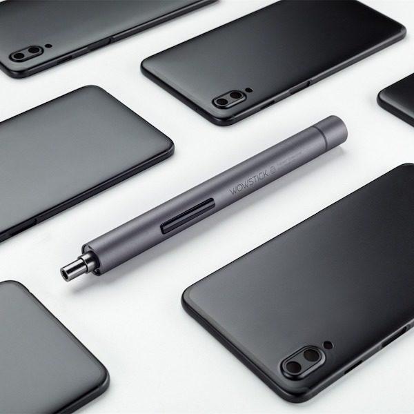 Tournevis electrique Xiaomi Wowstick 1F Le meilleur de Aliexpress