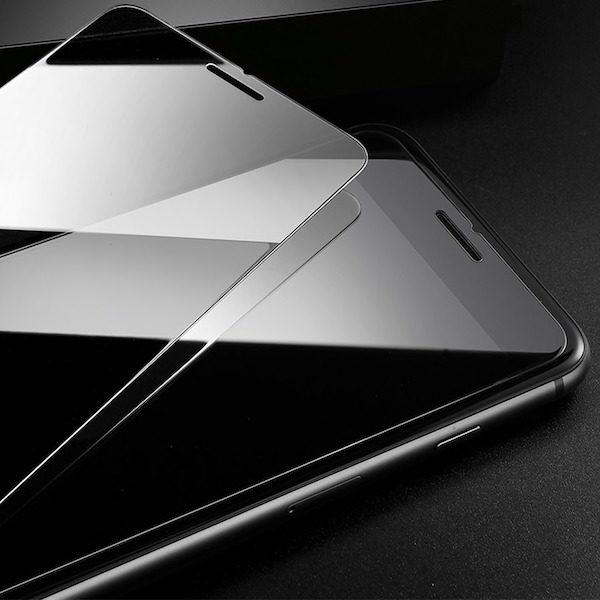 Vitre de protection en verre iphone