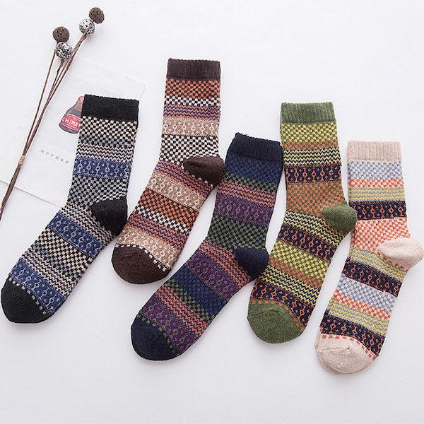 chaussettes norvegiennes Aliexpress
