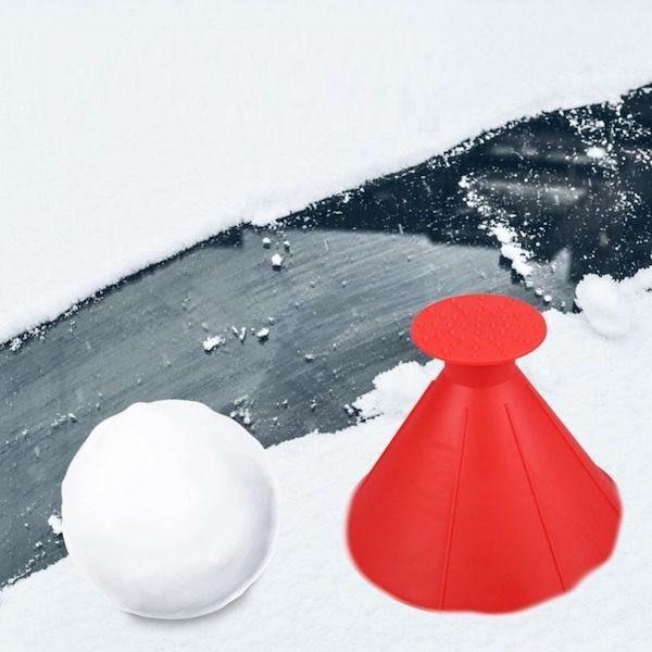 grattoir a neige voiture