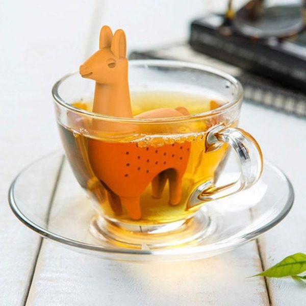 infuseur the lama silicone Aliexpress