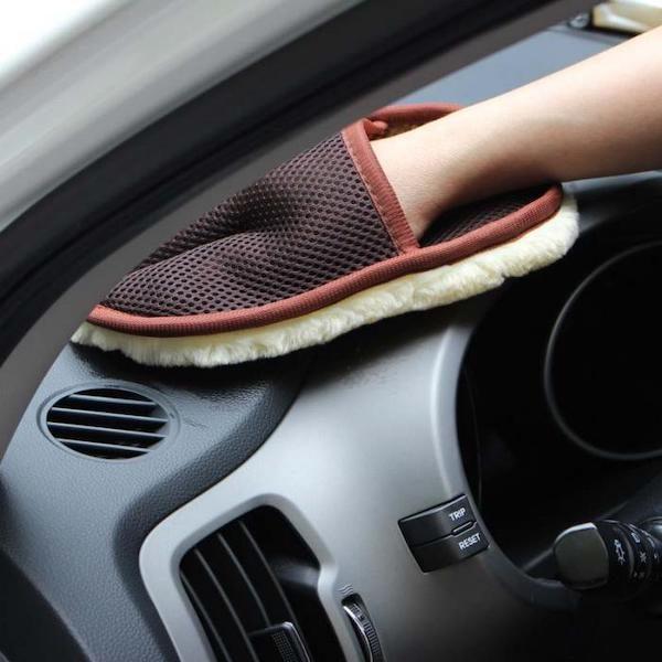 gant nettoyage voiture le meilleur de