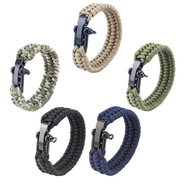 bracelet de survie militaire le meilleur de