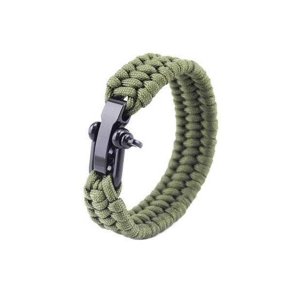 bracelet de survie paracorde le meilleur de