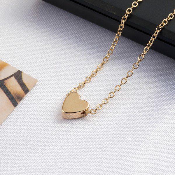 petit collier en forme de coeur le meilleur de