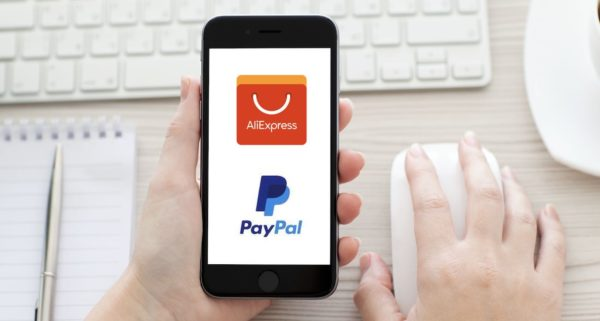 payer avec paypal sur aliexpress
